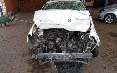 2010 Volkswagen Golf Vi Gti 2.0 Tsi Stripping For Spares