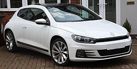 used vw SCIROCCO spares