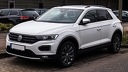 used vw t-roc spares