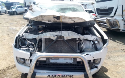 2011 VW Amarok Stripping For Spares